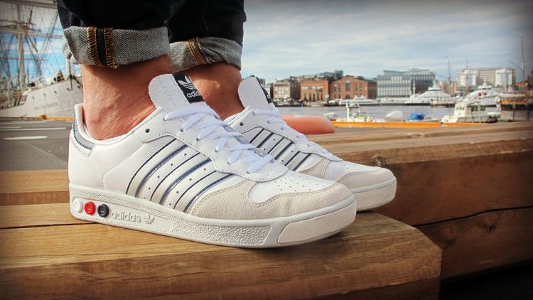 check out c05f9 74ea3 ... showcasing prized collection from some of Adidases most passionate  fans. The collection consists of the G.S SPZL, the Kirkdale SPZL and  Munchen SPZL.