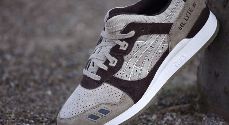 6146aafcc9164 The latest edition from Asics Tiger is the Scratch and Sniff pack.  Consisting of the Gel Lyte V
