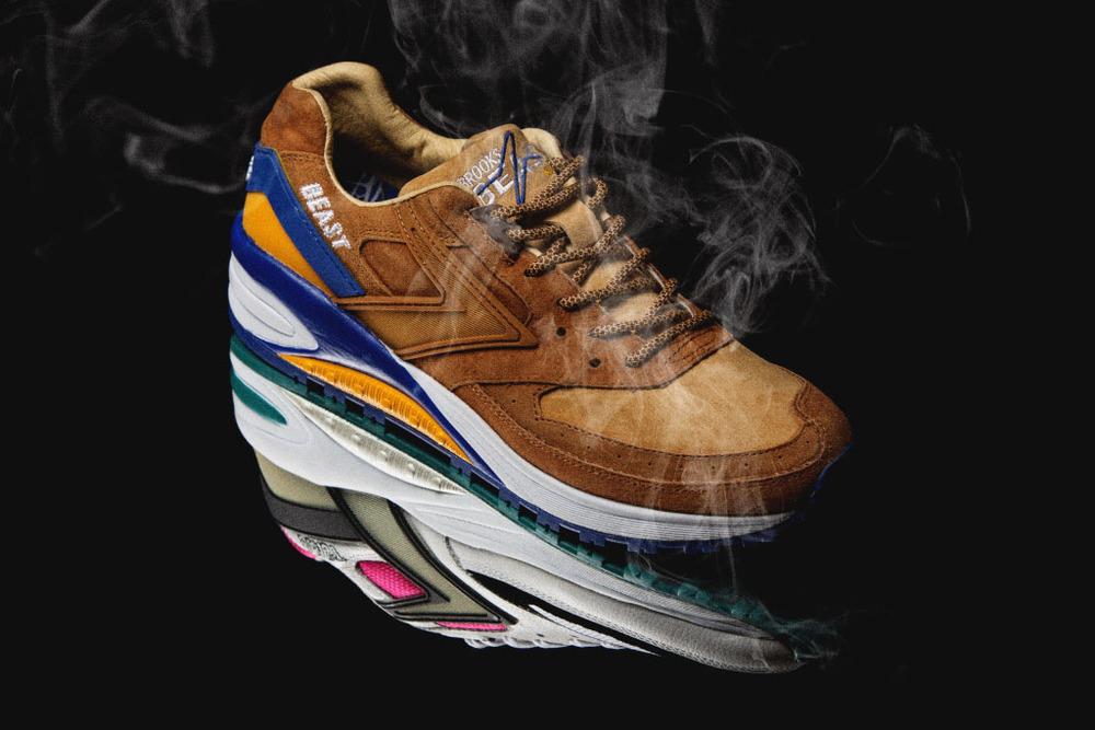 "new arrivals 3867c b59e5 Mita Sneakers x Brooks Beast 1 ""Enchantment""."