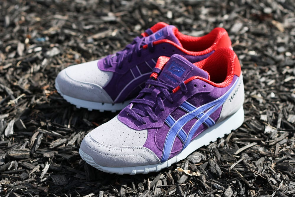 "Hanon x Onitsuka Tiger ""Northern Lights"""