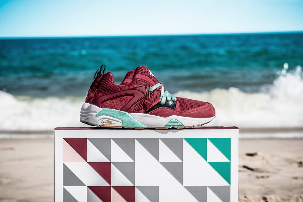 lowest price 1816d b882e Packer Shoes x Sneaker Freaker x Puma Blaze Of Glory