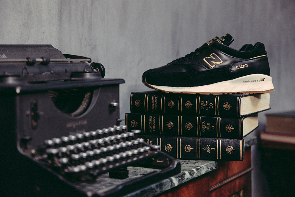 "Footpatrol x New Balance 1500 ""Encyclopaedia"""
