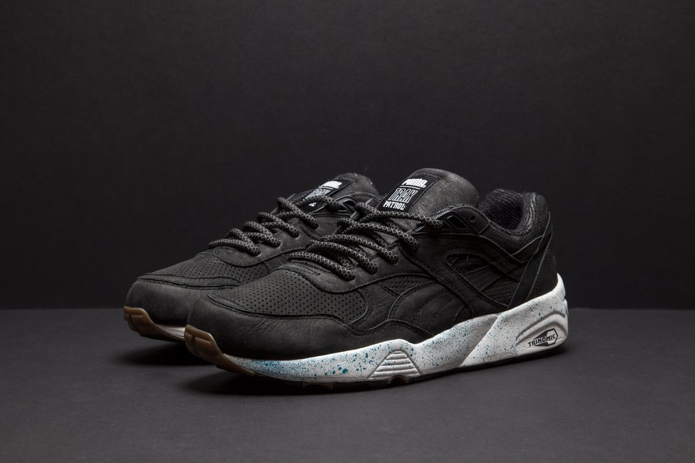 "Footpatol x Trax Couture x Puma r698 ""Record Store day"""