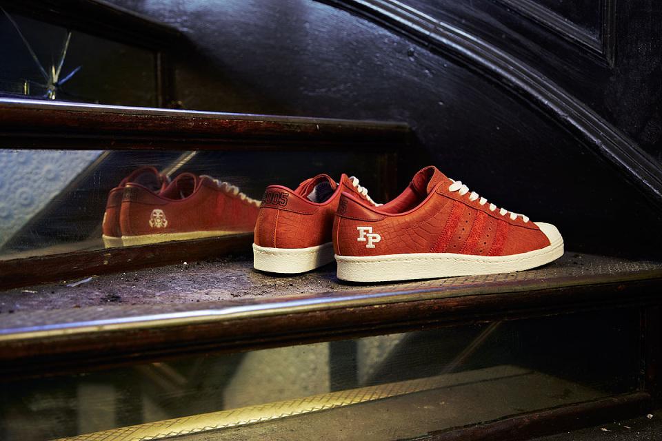 Footpatrol x adidas Consortium 10th Anniversary Superstar
