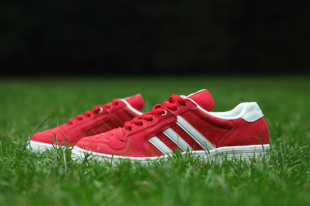 "Footpatrol x adidas Originals Consortium Edberg 86 ""Strawberries & Cream"""