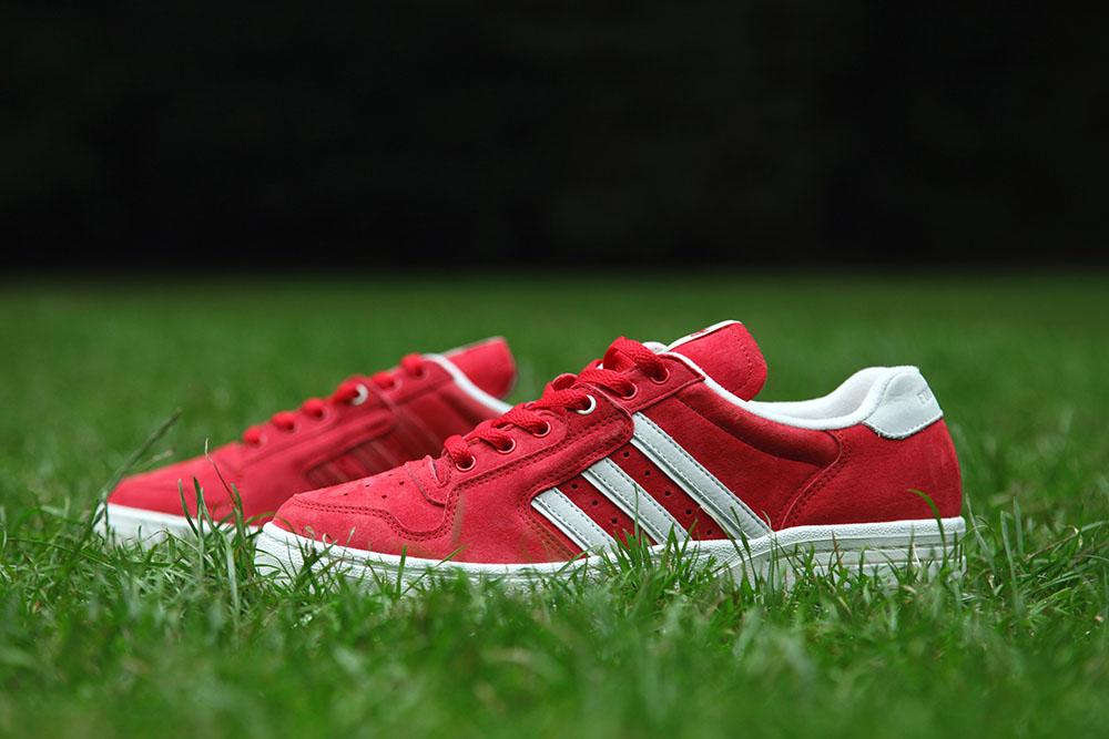 """Footpatrol x adidas Originals Consortium Edberg 86 """"Strawberries & Cream"""""""