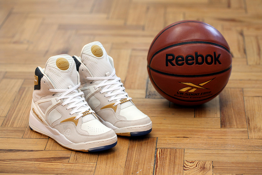 "Footpatrol x Reebok The PUMP 25th Anniversary ""G.O.A.T"""