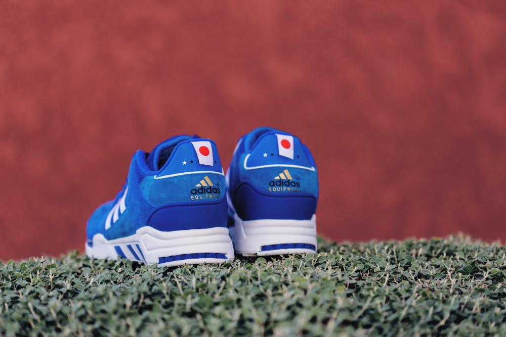 "pretty nice 52531 1b485 Adidas Equipment Running Support 93 ""Tokyo"". — Oslo Sneaker"