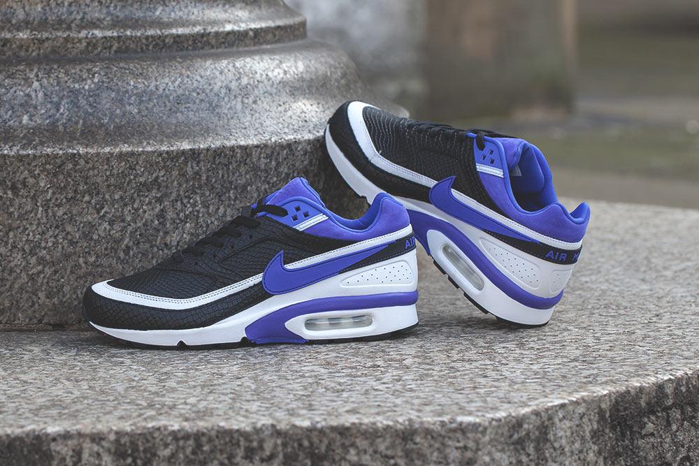 Nike Air Max BW Premium (Black Persian Violet White)