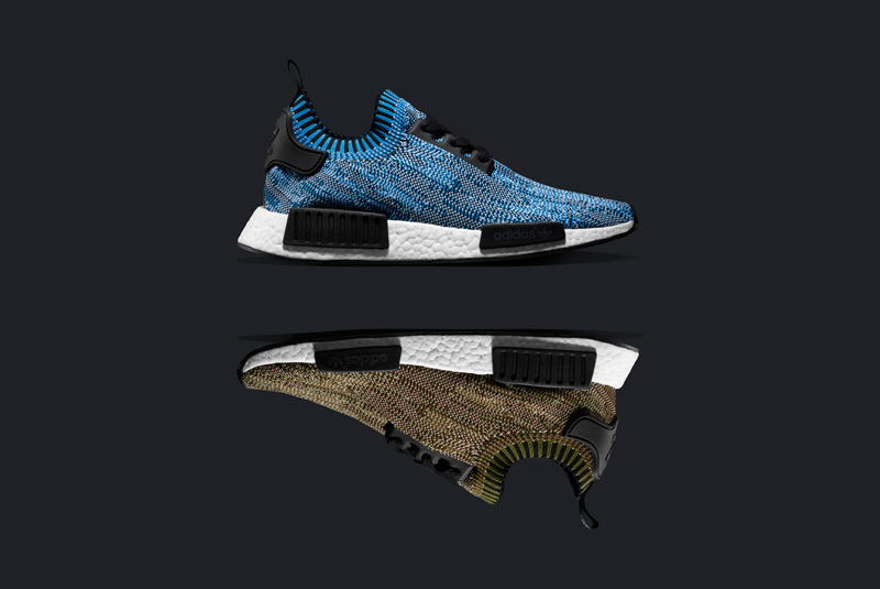 adidas NMD Blackout Whiteout Pack Release Date SneakerNews.com