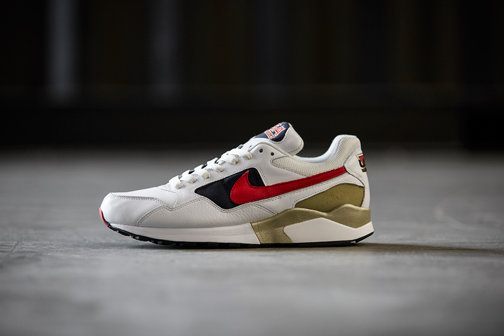 48994aad049b The Nike  Then   Now  Olympic Pack is now available at selected retailers such  as Footpatrol.