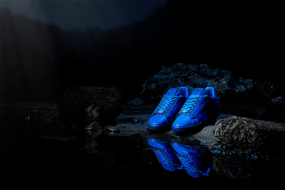 cheap for discount 7e50f d8077 ... reference this natural forces lighter elements, glimmers of light on  the surface. The Reebok x END. NPC CNL UK Abyss launches September 24 at  END.