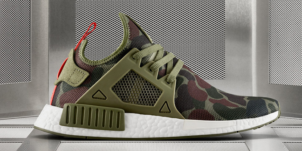 super popular 4d961 c9cc2 5 distinct colorways on the NMD XR1 silhouette, both for woman and men. Get  yours at selected retailers such as YME on November 25.