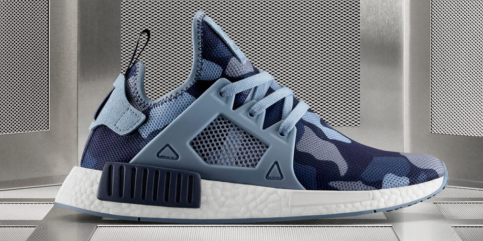 b357f2c72e00 ... dubbed Duck Camo. 5 distinct colorways on the NMD XR1 silhouette