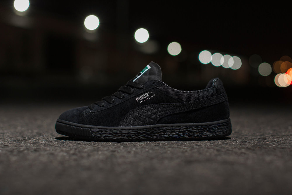 The Diamond Supply Co. x Puma Suede drops in all Cream 3df66ac45