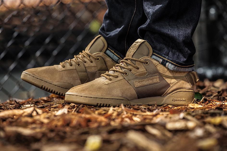 "Mita x Reebok Workout Low ""Boot Camp"""