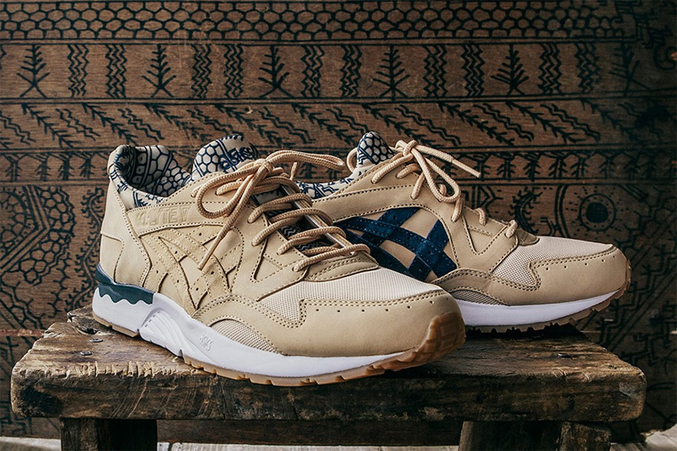 """4e05156a0c36f The Gel-Lyte V originally released in 1993 as a marathon sneaker, the  """"Kultura"""" represents the need to preserve Filipino culture and traditions  as a race ..."""