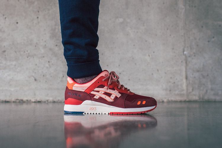 44fdea7a3c58 The Gel Diablo silhouette has been one of the most elusive Asics models.  Ronny had been trying to bring this silhouette back for years now