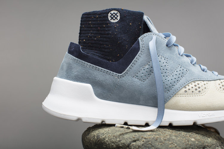 timeless design c3772 f557c While each company has a distinctly different history and lifestyle, both  New Balance and Stance share pride for their hometown, a love of art, ...