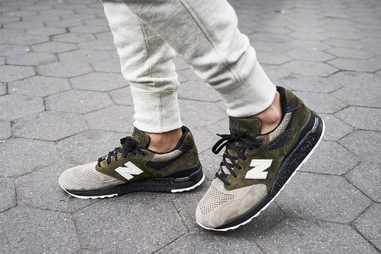 "062753625e0c9 http-%2F%2Fhypebeast.com%2Fimage%2F2017%2F10%2Ftodd. Says Snyder, ""This is  my third New Balance 998 collaboration ..."