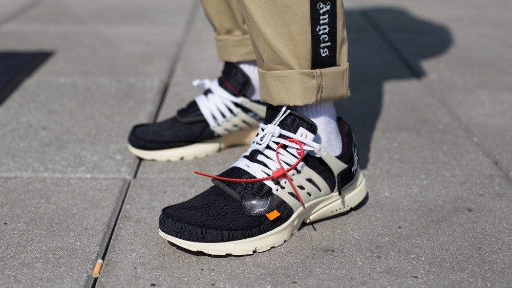 OFF-WHITE x Nike Presto