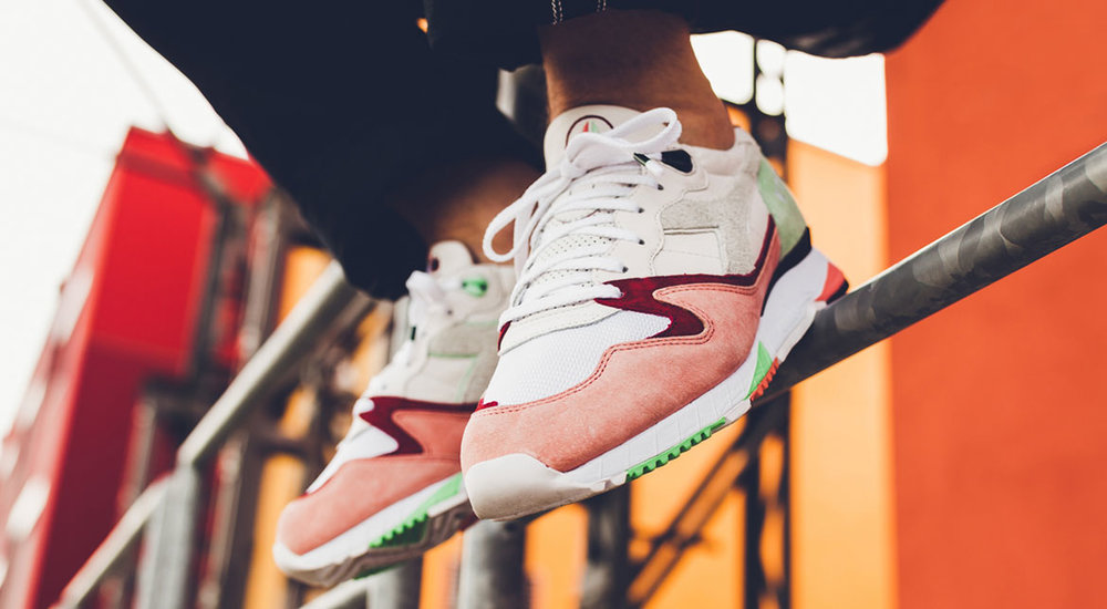 "Afew x Diadora V7000 ""Highly Addictive"""