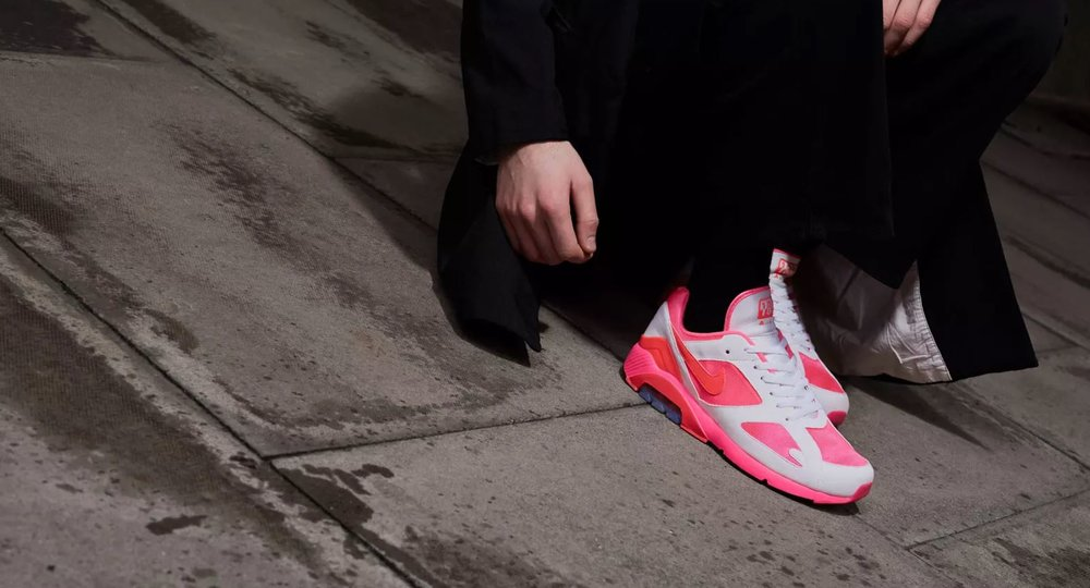 huge selection of 0168b a3bc1 Having debuted at Paris Fashion Week SS18, Nike and CdG have now slated the  trio for global release at select retailers. Better get your connection a  call, ...