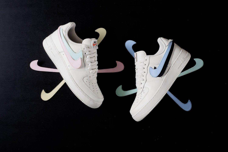 Nike Air Force 1  07 QS - Swoosh Pack — Oslo Sneaker Fest 9dfef3ede