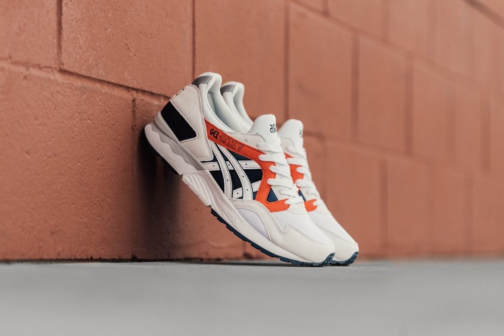 detailed pictures 71de7 5e9e0 Asics Gel Lyte III V White Orange Navy H819Y.0101 H831Y.0101 March 3 2018-2 1024x1024.jpg
