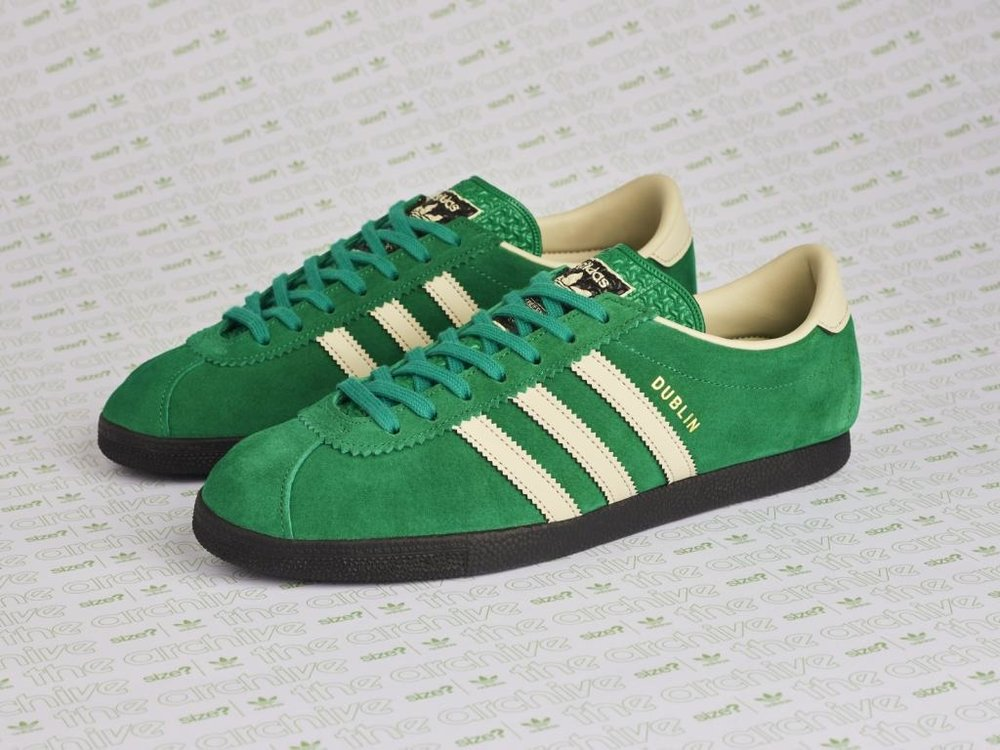 169157879f6b7 The three key elements to the Dublin are the smooth suede upper