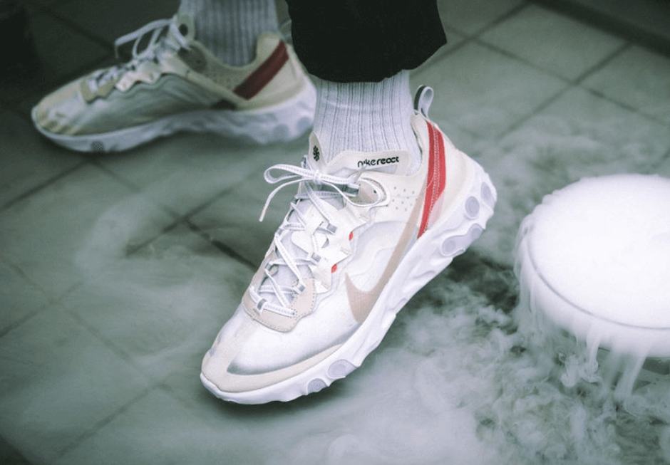 "Nike React Element 87 OG ""Sails"""