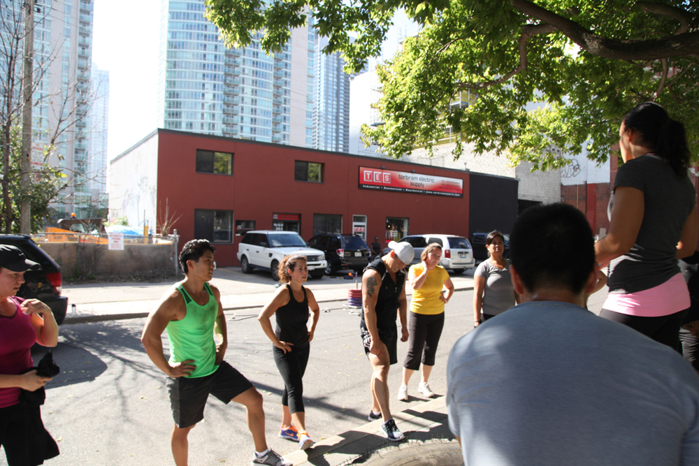 Toronto Personal Training - Toronto Personal Trainer - Personal Training - Gym