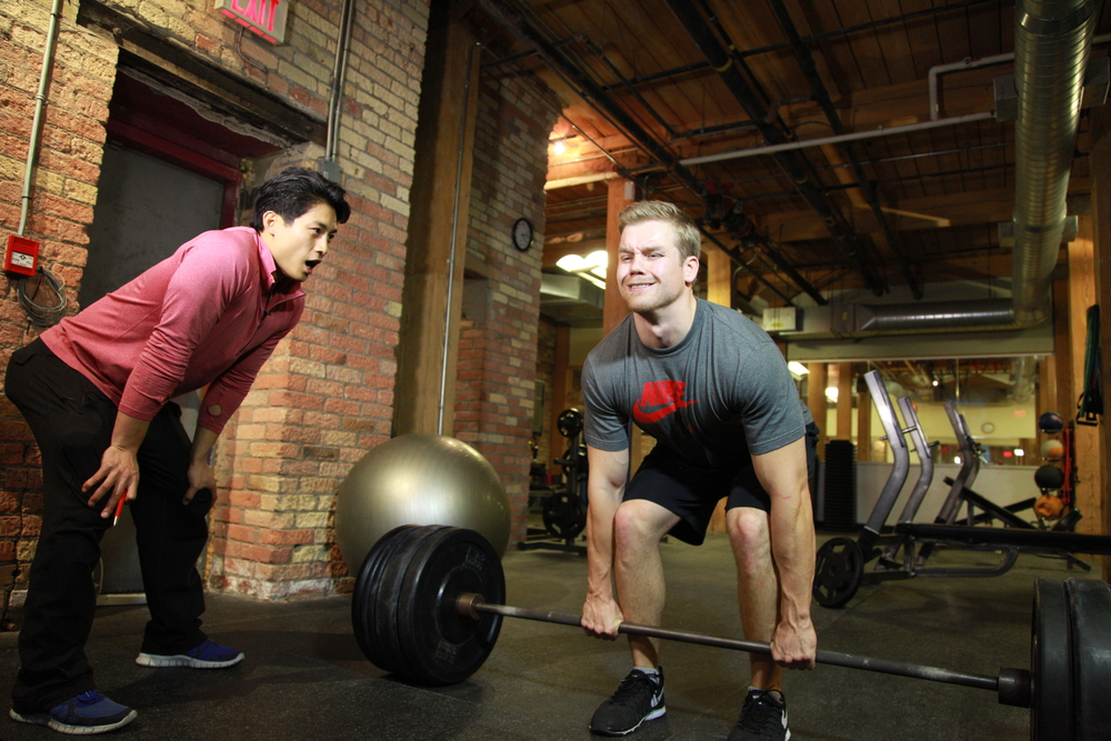 how to become a personal trainer in toronto