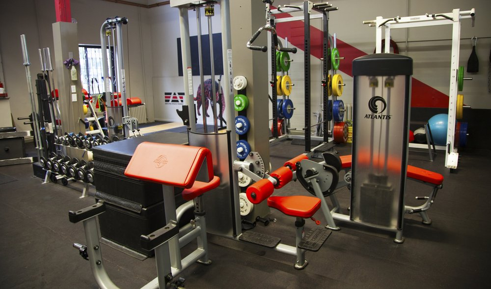 Visit Our 2000 sq. ft Private Fitness Studio