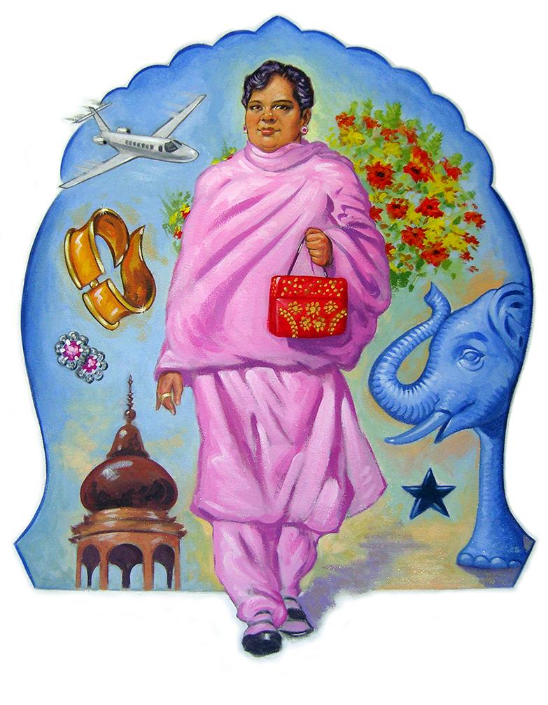 Mayawati  | Newsweek International
