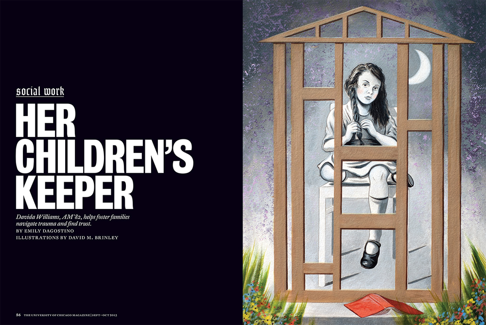 'Her Children's Keeper'  | The University of Chicago magazine