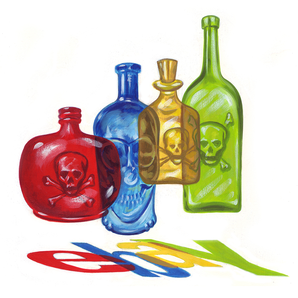 Ebay Poison | Forbes magazine