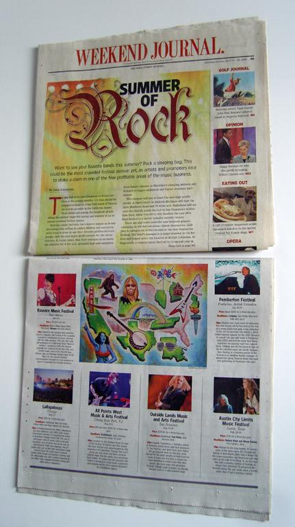 Summer Concert Series  | The Wall Street Journal