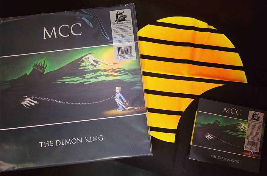 Magna Carta Cartel The Demon King vinyl EP + CD