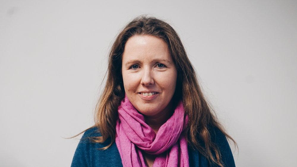 Joanna Payne  Service Pastor