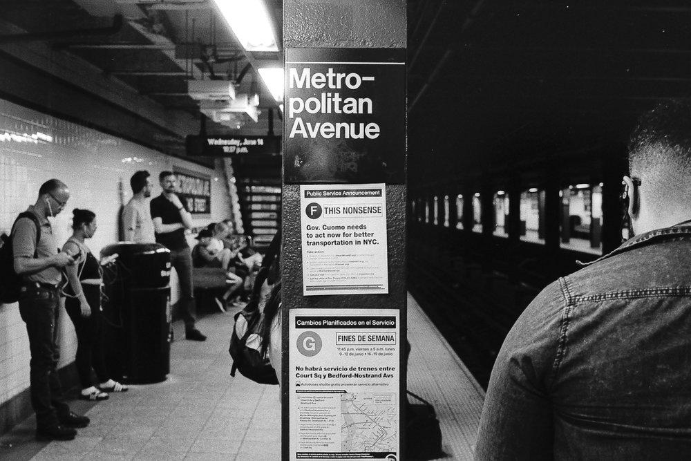 Metropolitan Ave. Brooklyn N.Y