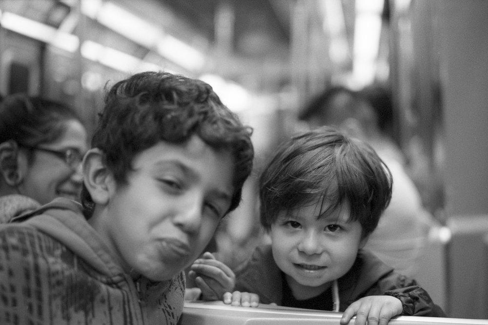 C Train Brooklyn, N.Y