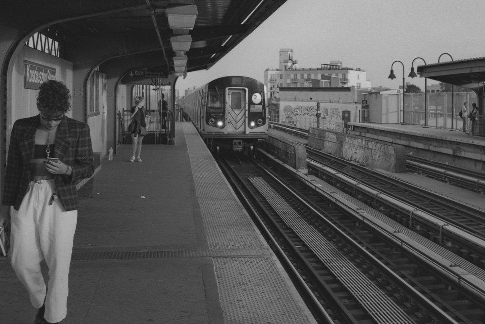 Kusciuszko St. Brooklyn N.Y