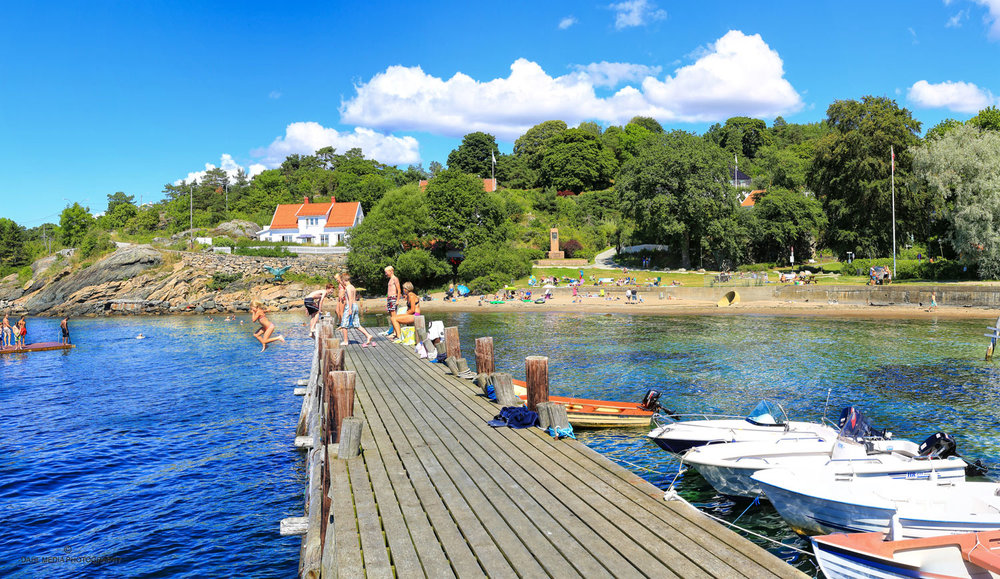 Oslofjordens    BADEPLASSER    SE ALLE HER