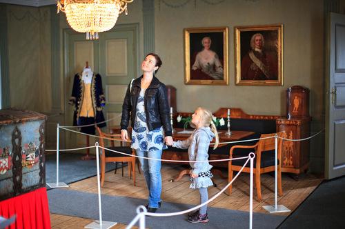 Museene<strong>Fra bronsealder til vår tid.</strong>
