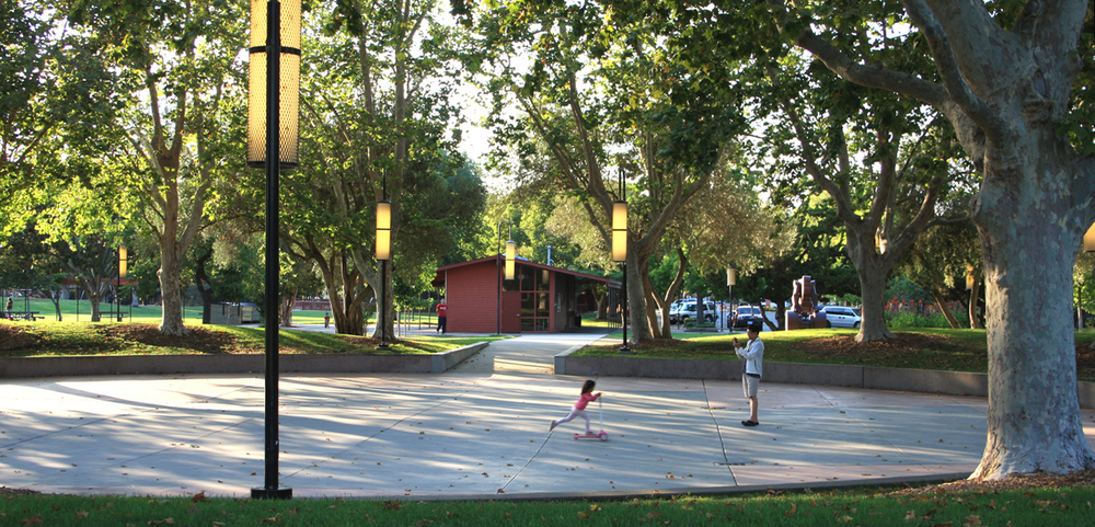 Historic Restoration of Mitchell Park  |     City of Palo Alto