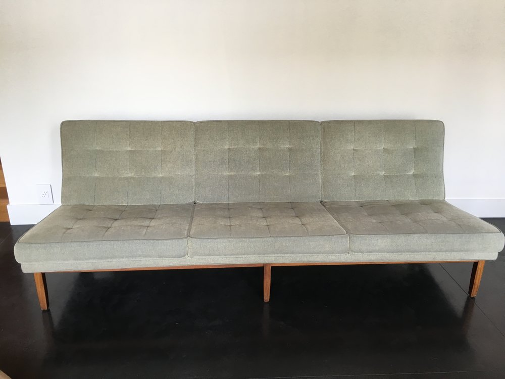 Vintage Florence Knoll Couch