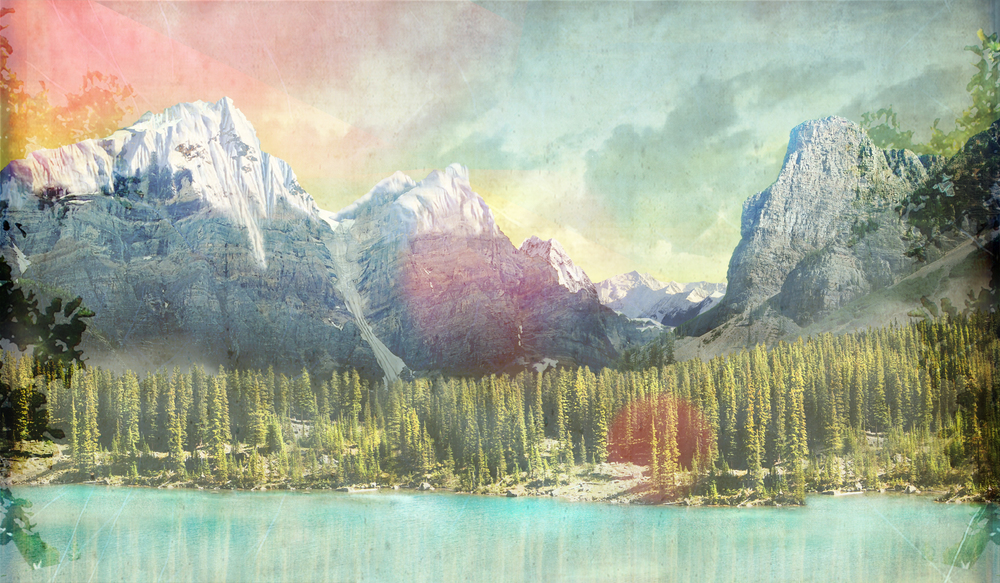 MORAINE LAKE, 2013 | Private Commission