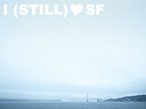 Still Love SF