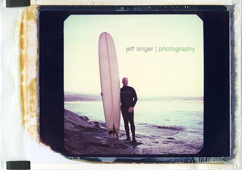 Pleasure Point Surfer 1